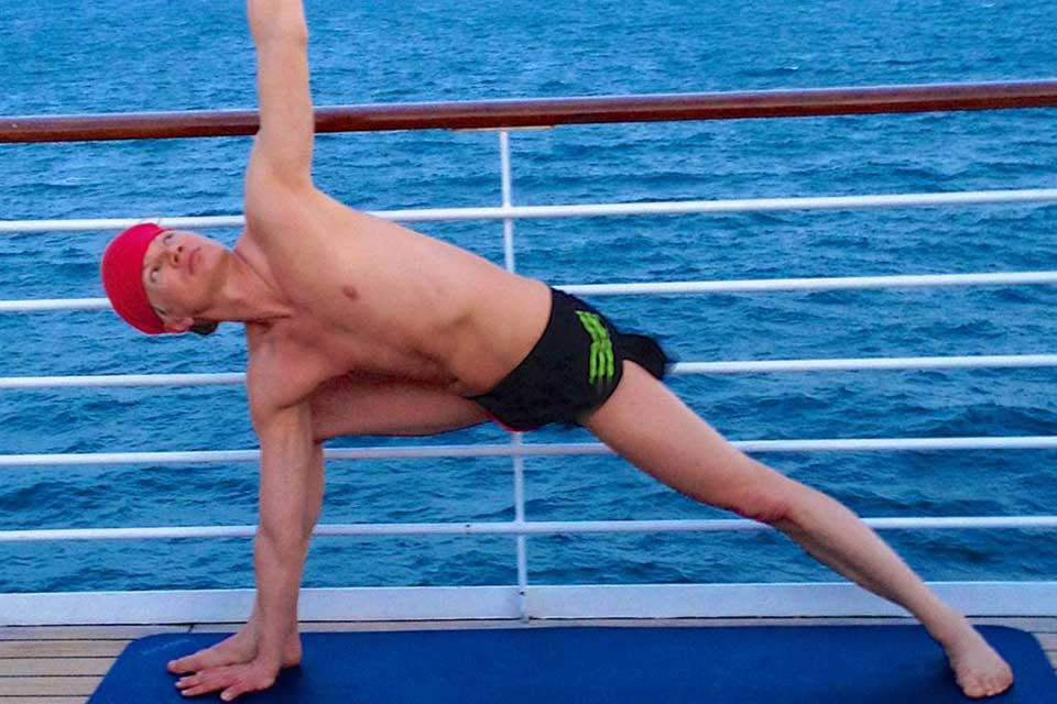 Reiki-Yogaworkshop mit Chris Kolonko