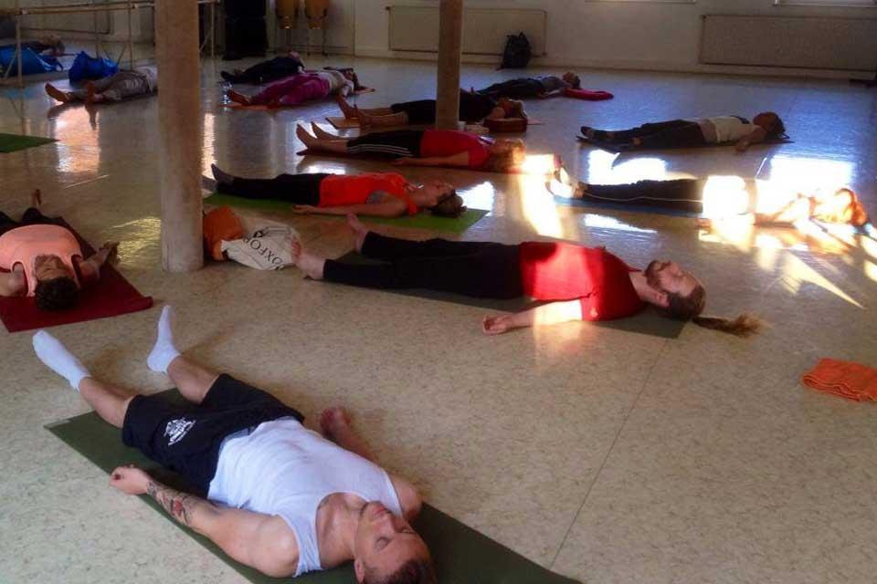 Reiki-Kundalini-Yoga Reihe