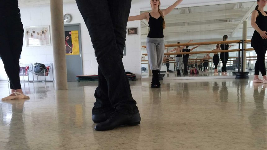 Jazz- und Ballett-Workshop mit Guy de Bock