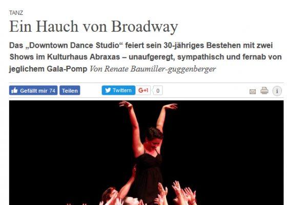 Augsburger Allgemeine, 13. Januar 2014