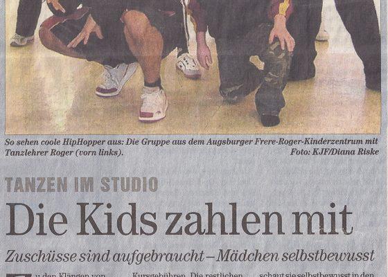Augsburger Allgemeine, 11. März 2009