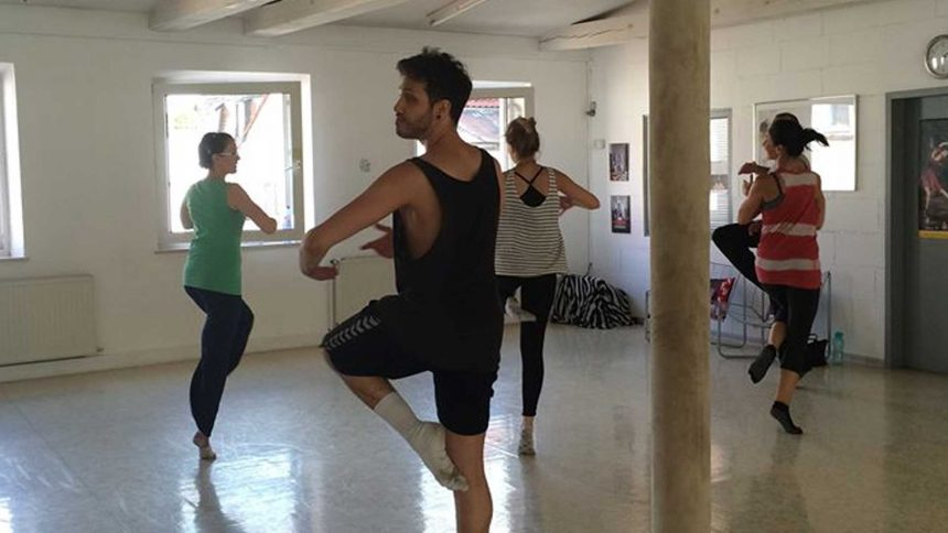 Workshop Lyrical Jazzdance mit Deniz Doru