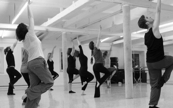 Contemporary Dance: Probeunterricht im Juli 2018