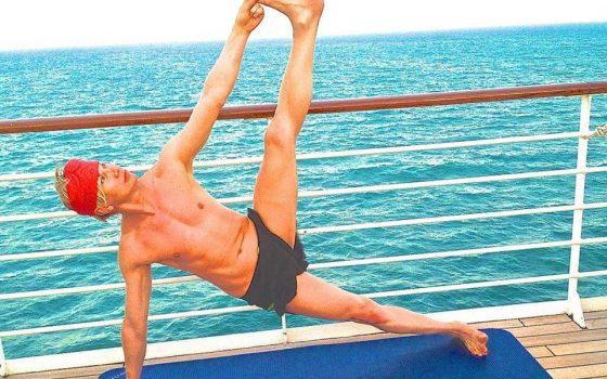 Reiki-Kundalini-Yoga Workshop mit Chris Kolonko