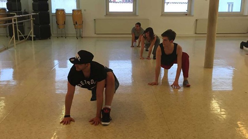 Hip-Hop Workshop mit Deniz Doru