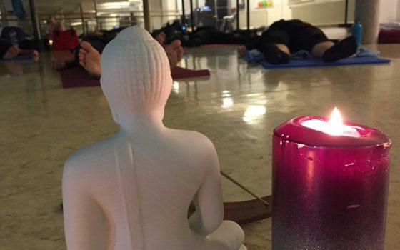 Reiki Yoga mit Chris Kolonko