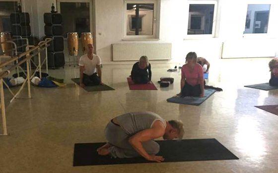 Reiki-Yoga Workshop mit Chris Kolonko