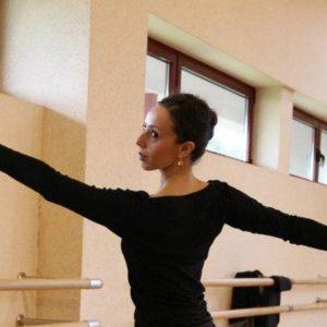 Workshop Contemporary Dance mit Adriana Mortelliti am 8. und 9. Dezember 2018