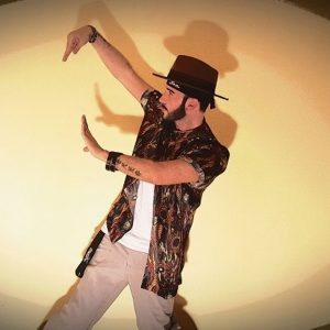 Workshop Popping-Boogaloo & House Dance mit Stiv Kukovec am 6. April  2019