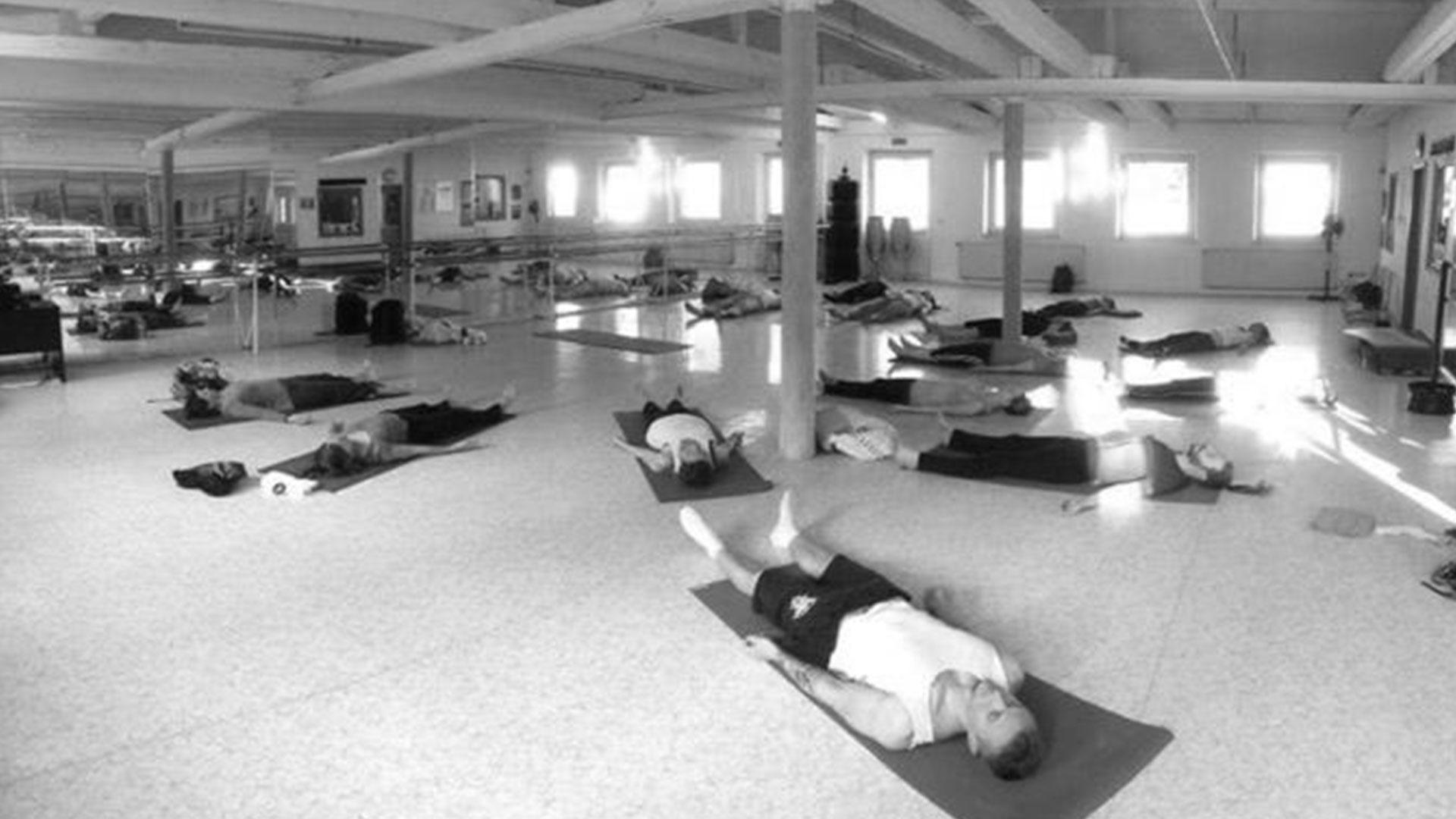 Yoga mit Chris Kolonko